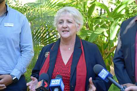 BREAKING THE CYCLE: Capricornia MP Michelle Landry said new federal funds will see a Rockhampton facility be able to support Central Queenslanders detox from drug dependency for the first time.