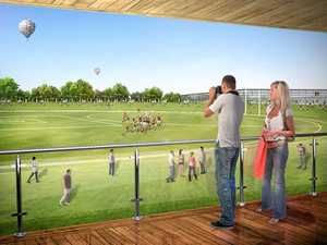 SPORT PRECINCT: Business plan reveals cost could balloon