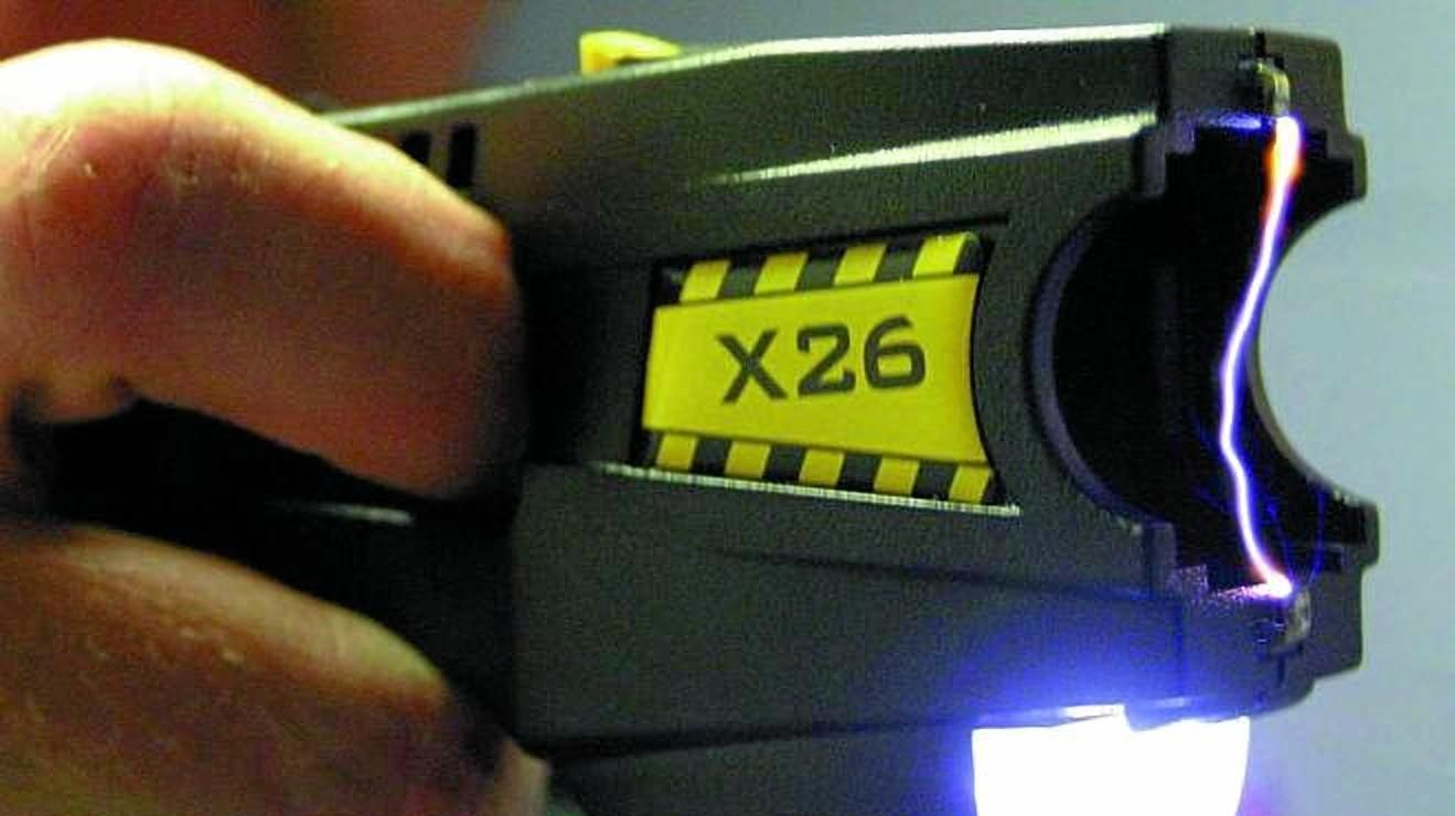Shocking find: eBay cops blame for banned energy weapon