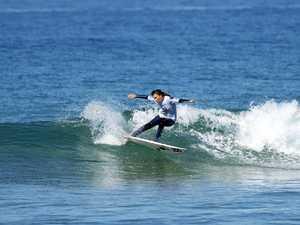 PODIUM FINISH: Shanahan carves way through NSW Junior Titles
