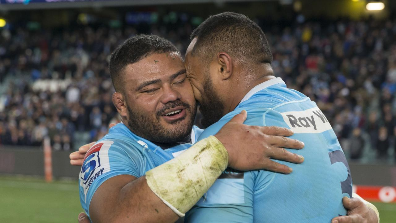 The Waratahs must promote Tolu Latu for their semifinal against the Lions.