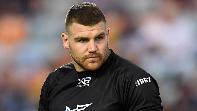 Josh Dugan is close to a return for the Sharks. (Photo by Ian Hitchcock/Getty Images)