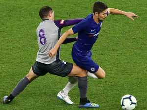 Jorginho stars in Chelsea debut