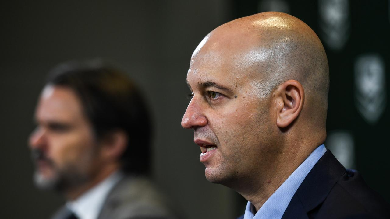 NRL CEO Todd Greenberg defends the Bunker.