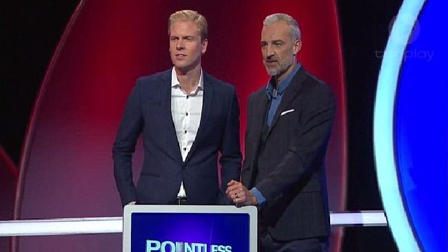 Ten's new game show Pointless is off to a rocky start with viewers.