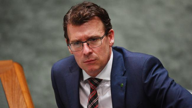Currently, it seems Alan Tudge is one of the only people willing to have a difficult conversation. (Pic: Mick Tsikas)