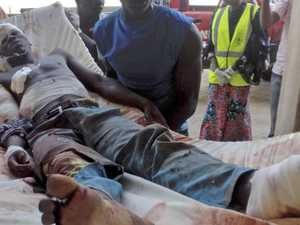 Suicide bombing in Nigeria kills eight