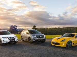 Sporty makeover for Nissan trio needing some sales love