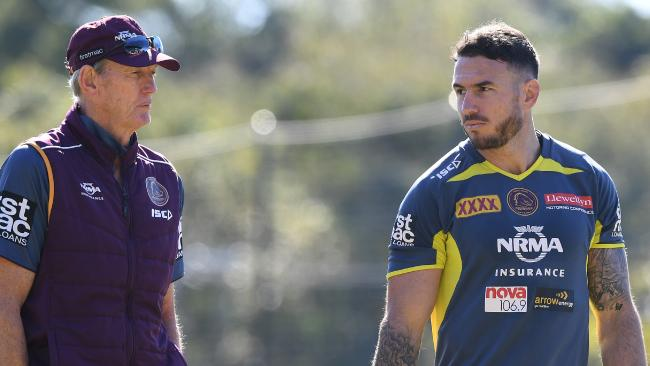 Darius Boyd will line up in the centres. (AAP Image/Dave Hunt)
