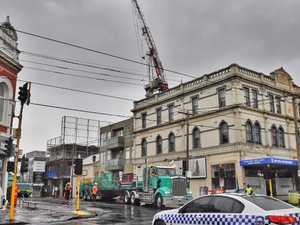 What really caused Melbourne crane emergency