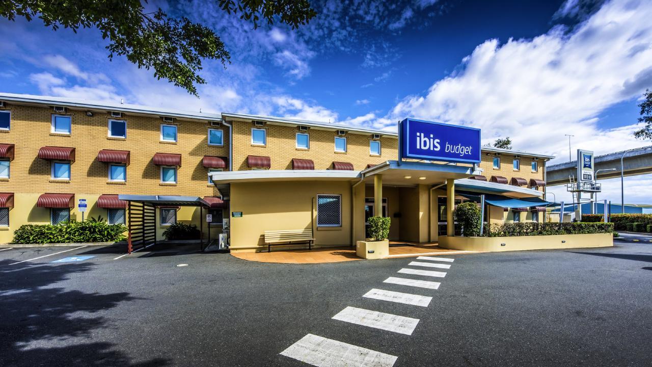 Ibis Budget Brisbane Airport Hotel.