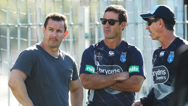 Matty Johns had some tough questions for Todd Greenberg.