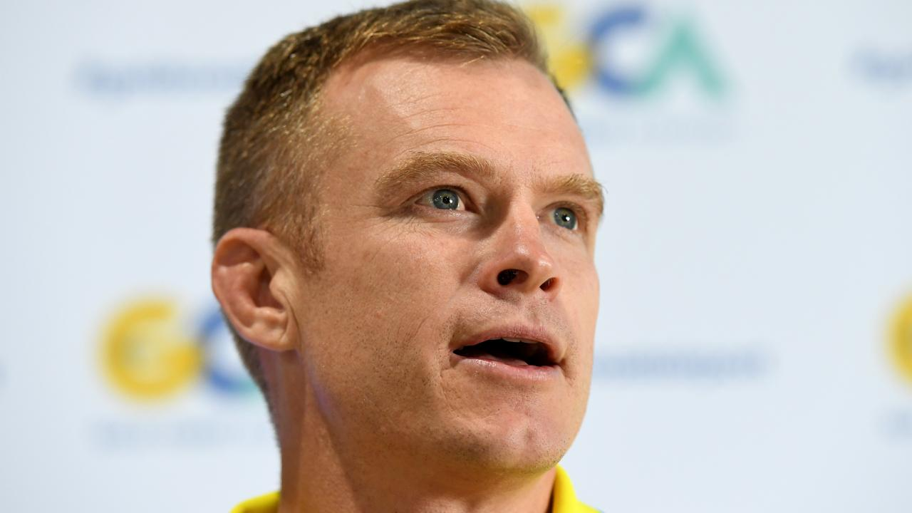 Australian sevens coach Tim Walsh has slammed his team after their poor showing at Rugby Sevens World Cup. Picture: AAP