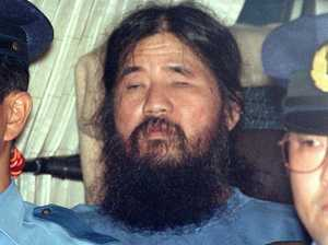Six Japan cult members executed