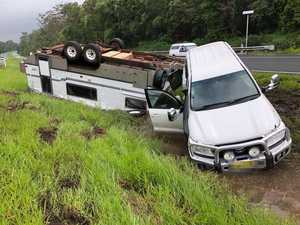 Caravan crashes: Clayton's towing has their say on why
