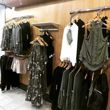 Fox & Willow Boutique has opened a pop-up store on Level 1 of Grand Central