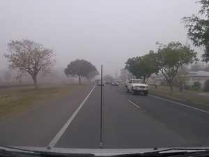 Fog in Rockhampton