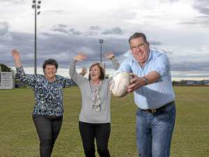 Gatton Hawks find try line with funding