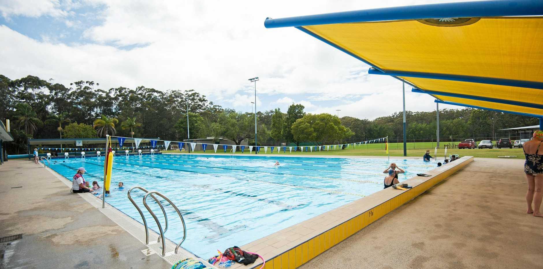 Coffs Harbour City Pool