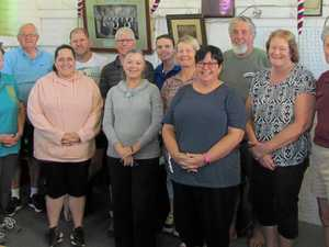 Bundy's bell ringers join Maryborough workshop