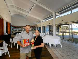 Surf club open breakfast, lunch and dinner