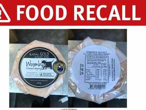 Cheese recalled due to E. coli threat