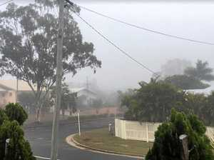 Heavy fog and smoke combination lingers over CQ