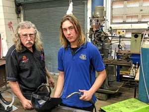 "Gladstone students inspired to ""Try a Trade"" at careers day"