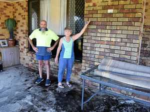Ballina home covered in oil in vicious vandalism attack