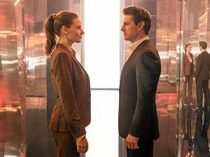 Make and break for Mission: Impossible stars