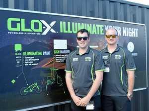 Company lights up mining expo with revolutionary idea