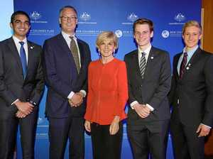Toowoomba student takes on Brexit and trade woes