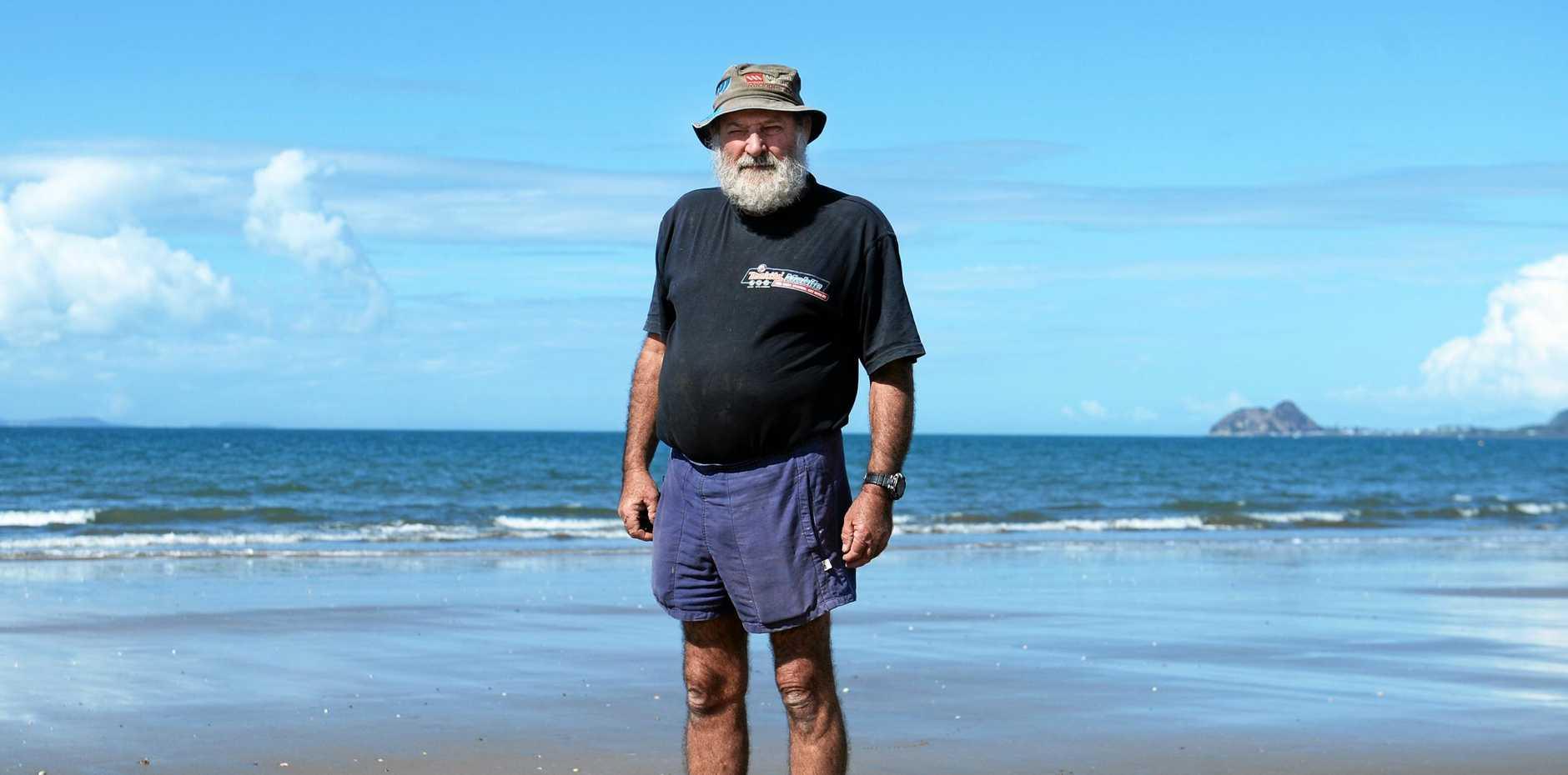 Capricorn Coast's Peter Martin.