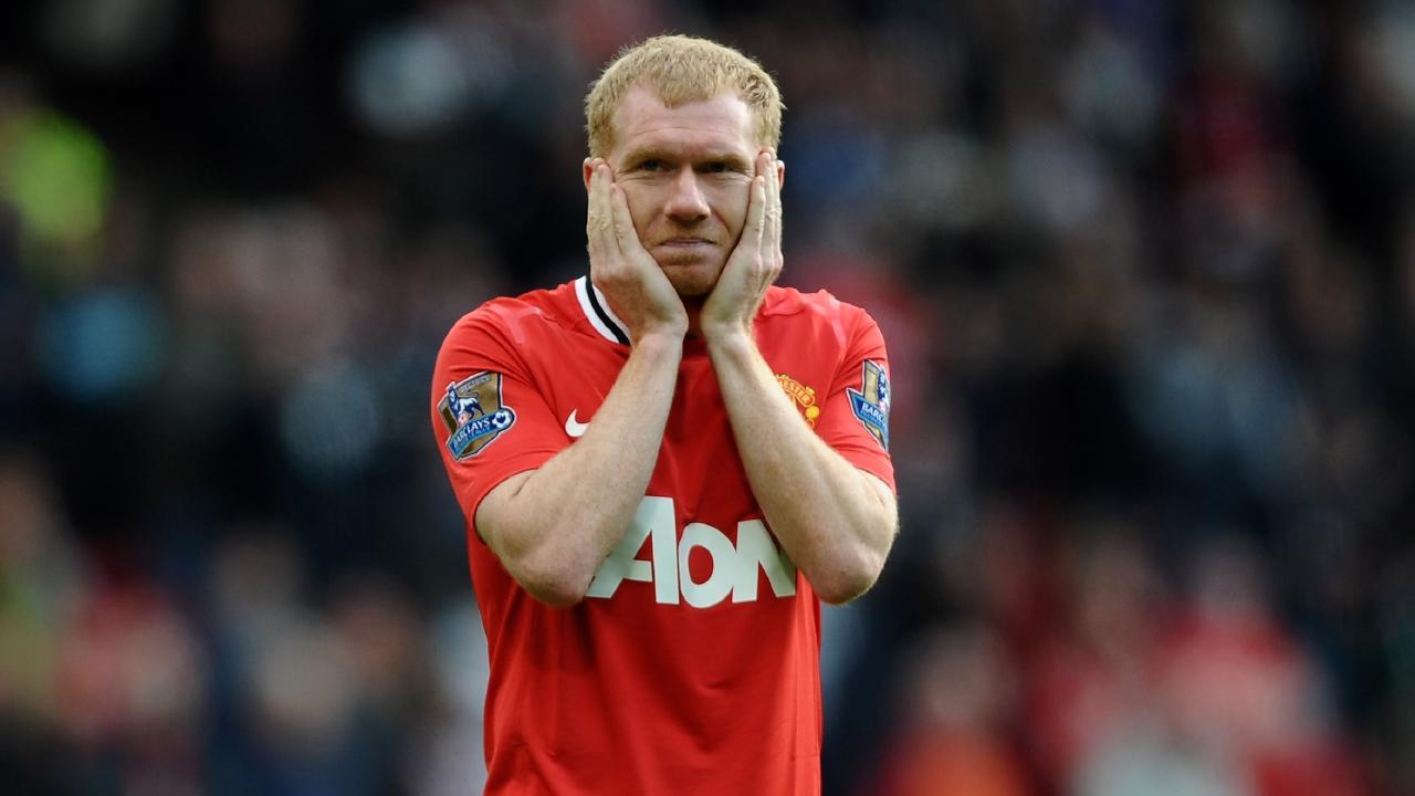 Man United great Paul Scholes isn't a big fan of Jose Mourinho.