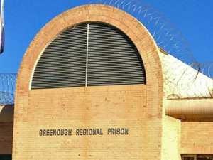 Nine inmates on run after escape