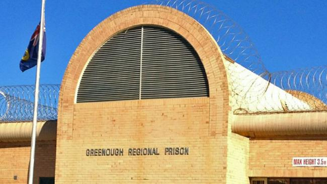Local residents were warned to lock their doors and windows after inmates broke out of Greenough Regional Prison in WA following a 'disturbance' on Tuesday afternoon.