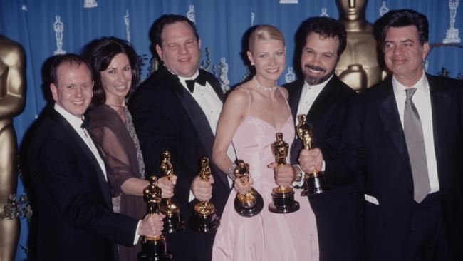 Weinstein's movie won Best Picture. Photo: The LIFE Picture Collection/Getty Images