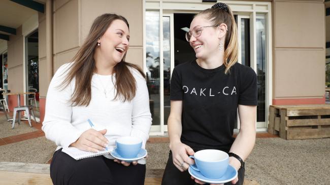DECIDED: Vanessa Marsh with Emma Miller, 19.