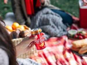 Coke reveals new winter flavour