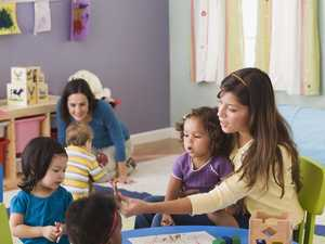 Daycare teachers demand wage boost