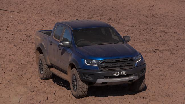 Flagship: The Raptor is more expensive than a Mercedes-Benz.