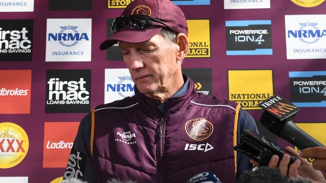 The pressure is on Bennett — and the Broncos board. (AAP Image/Dave Hunt)