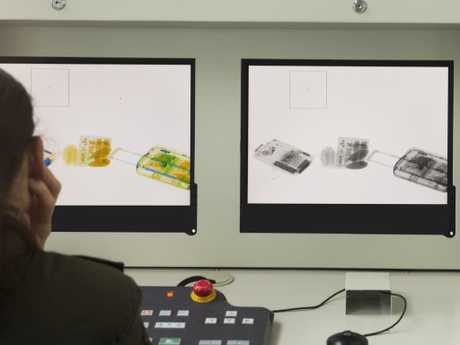 The new scanners will allow staff to look at objects from all angles. Picture: iStock