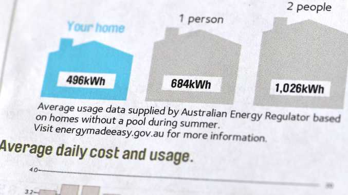 New analysis suggests power bills could drop by $550. Picture: David Mariuz/AAP