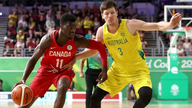 Cameron Gliddon is among a strong line-up of recruits for the Bullets this season. Picture: Getty Images