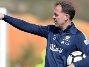 Matildas coach Stajcic on FIFA shortlist