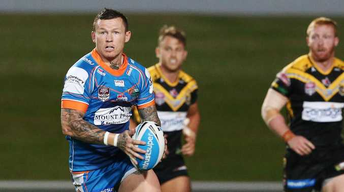 Todd Carney has left the Northern Pride.