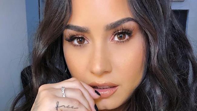 Demi Lovato. Picture: Instagram