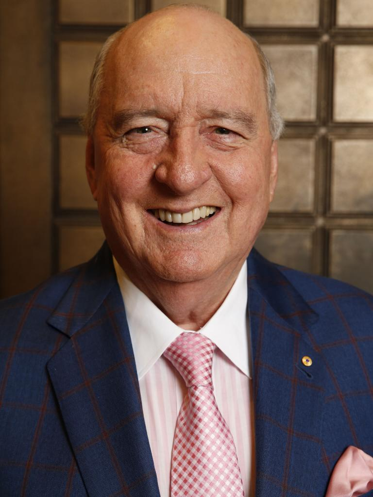 2GB's Alan Jones.