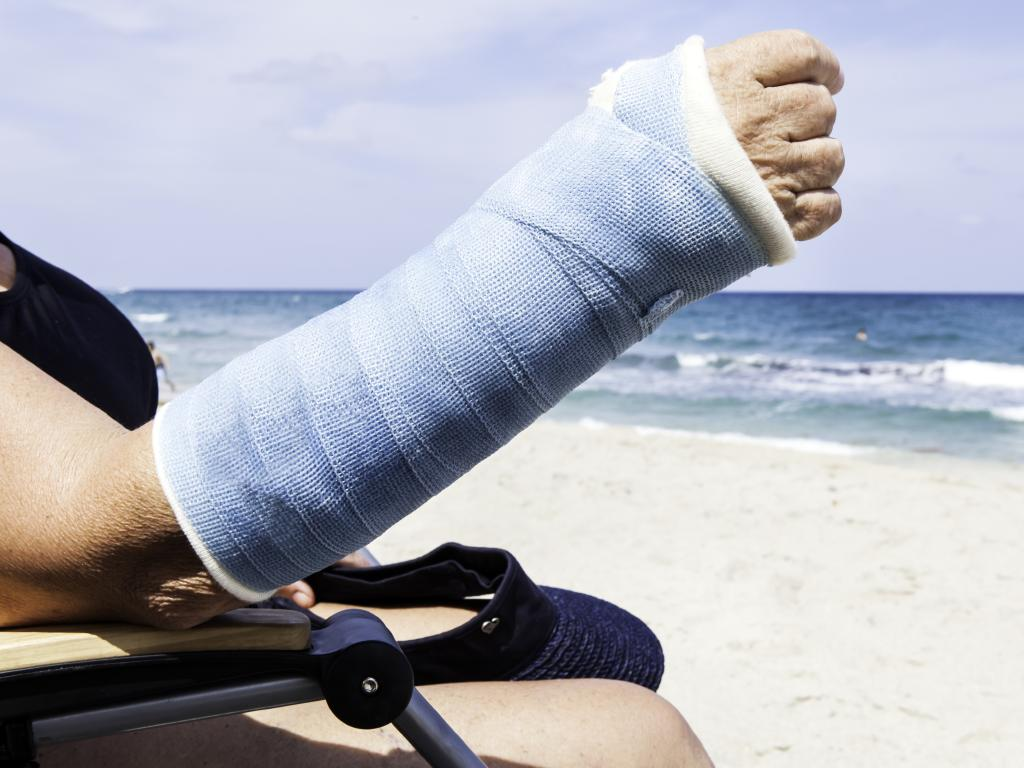 An injury overseas could see you thousands of dollars out of pocket. Picture: iStock